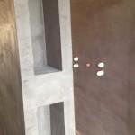 Betonlook badkamer meubel