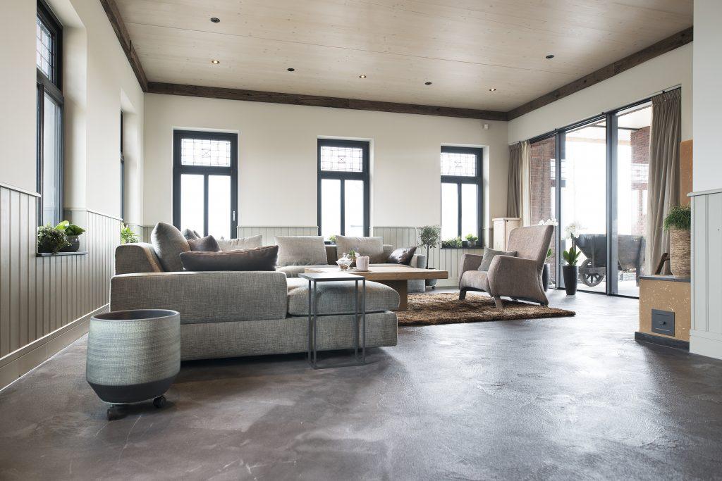 Beton Cire Toscaanse vloer